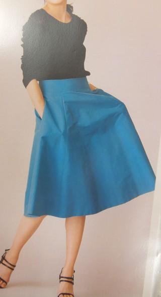 エメラルドスカート